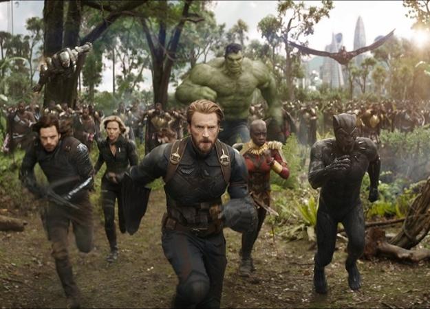 Практически каждый актер «Войны Бесконечности» получил фальшивый вариант сценария фильма. - Изображение 1