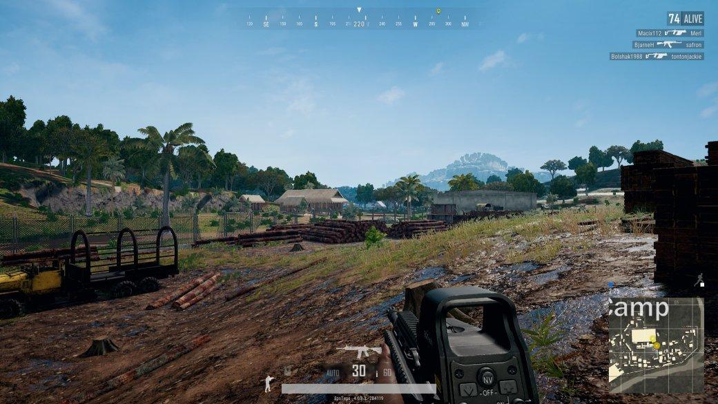 Far Cry Battle Royale: впечатления отновой карты Playerunknown's Battlegrounds. - Изображение 7