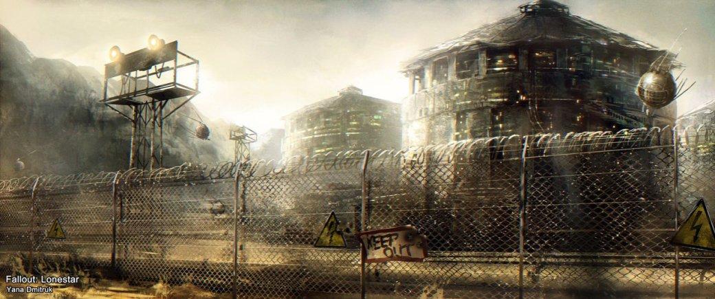 Лучший арт мира Fallout | Канобу - Изображение 91