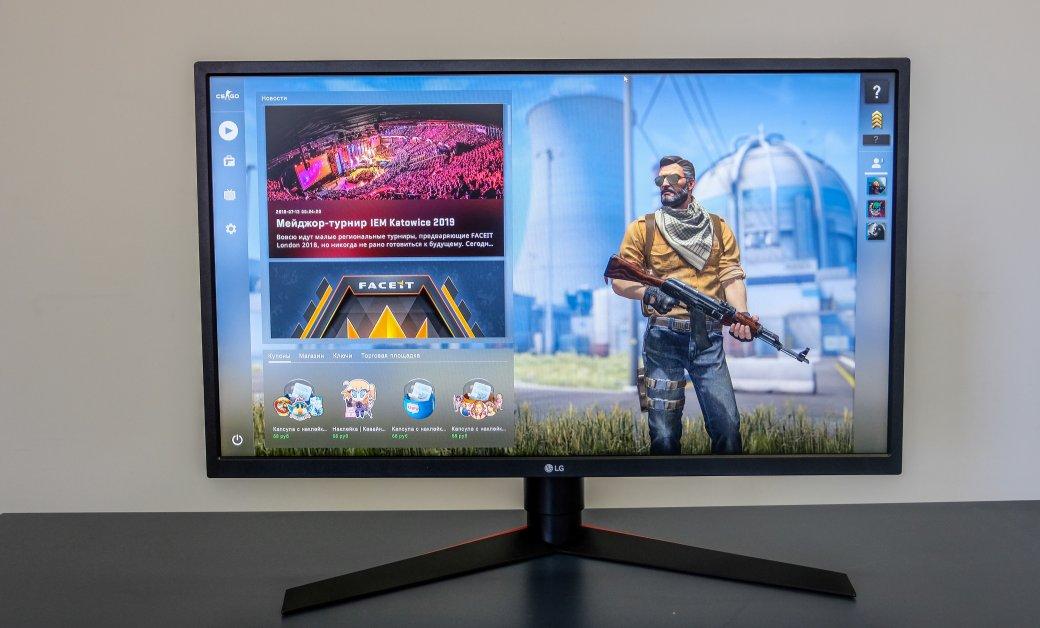 Обзор игрового монитора LG27GK750F счастотой развертки 240 Гциконкурс вчесть выхода Fallout76 | Канобу - Изображение 1500