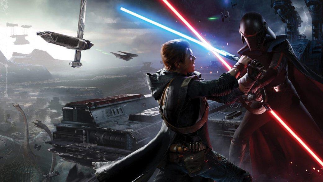 Превью Star Wars Jedi: Fallen Order с E3 2019 | Канобу