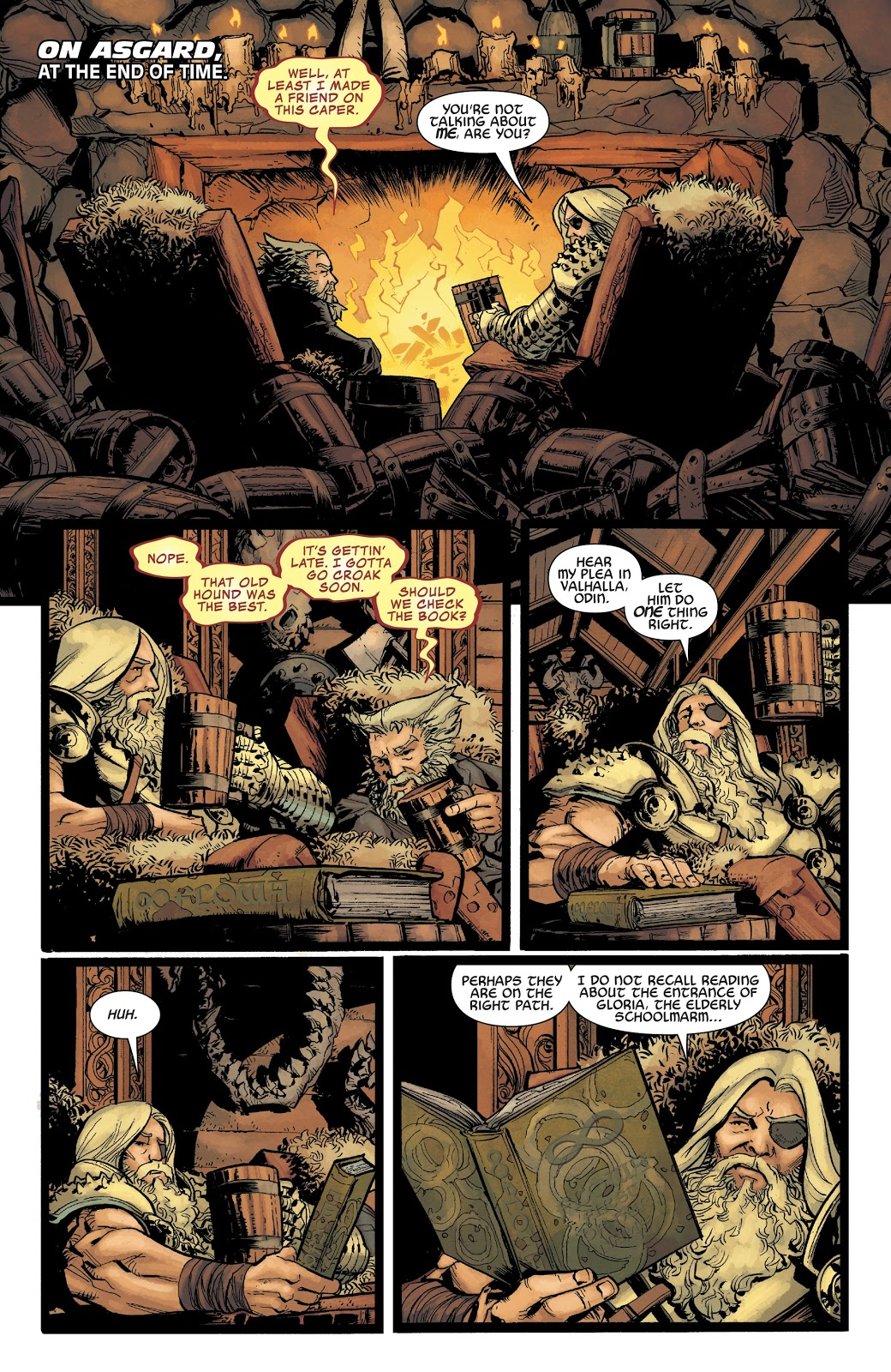Wolverine: Infinity Watch— как Локи иРосомаха Камень Бесконечности защищали | Канобу - Изображение 5518