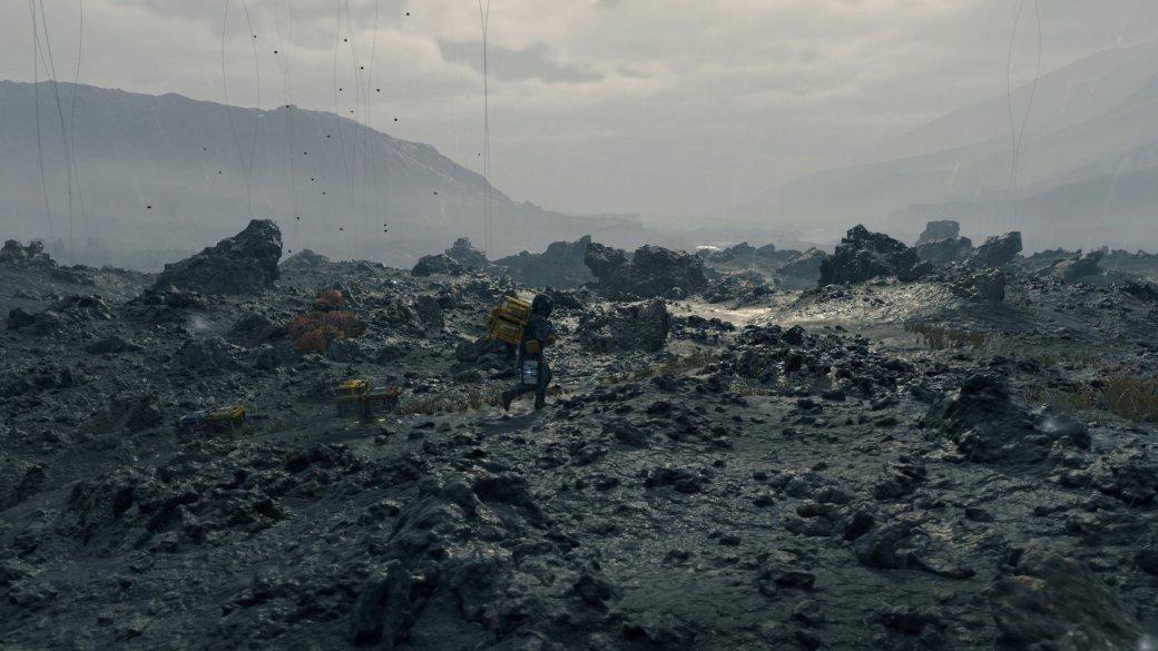 Новый трейлер Death Stranding от Хидэо Кодзимы — что о нем думает «Канобу» и другие журналисты | Канобу - Изображение 11