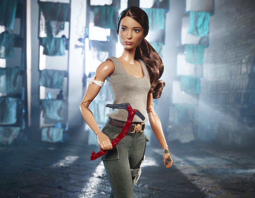 Расхитительница гробниц Лара Крофт стала новой куклой Barbie. - Изображение 2