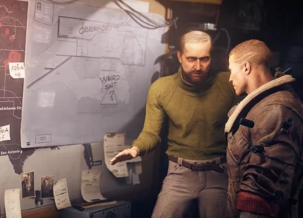 События Wolfenstein иDoom происходят водной вселенной? | Канобу - Изображение 1