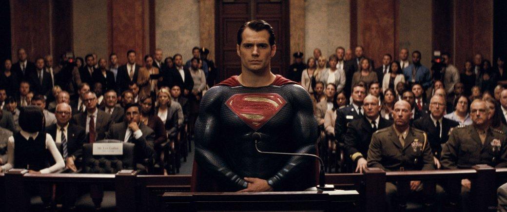 Рецензия на «Бэтмен против Супермена: На заре справедливости» | Канобу - Изображение 1