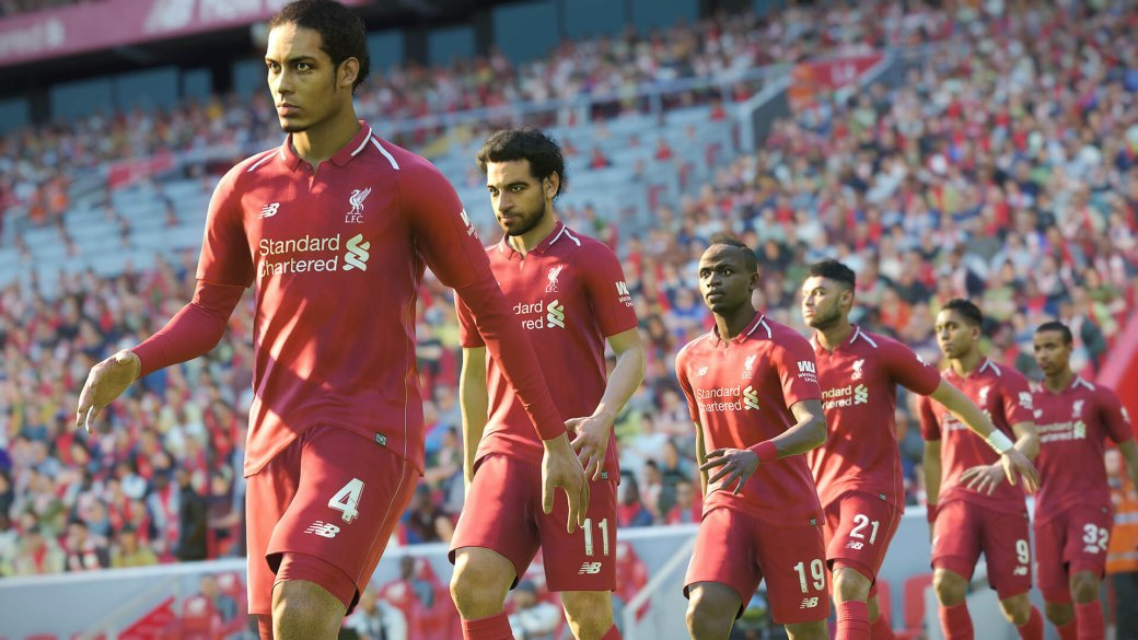 Лучшие игроки в PES 2019: сравнение реальных и виртуальных футболистов | Канобу - Изображение 1