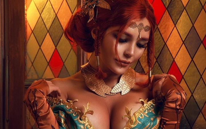 Соблазнительная иочаровательная Трисс Меригольд вновом косплее «Ведьмака» | Канобу - Изображение 1418