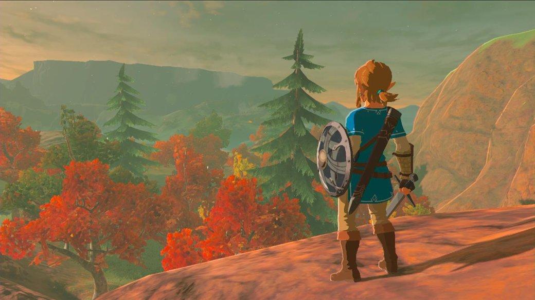 Релиз The Legend of Zelda: Breath of the Wild ударил по порносайтам | Канобу - Изображение 1