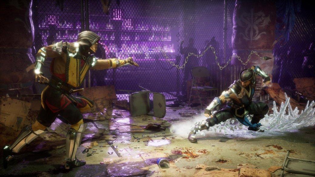 Превью Mortal Kombat 11 для PS4, PC, Switch и Xbox One   Канобу - Изображение 4844