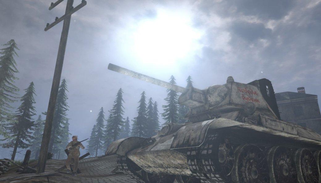 5 игр про войну, где можно сыграть за советских солдат. - Изображение 18