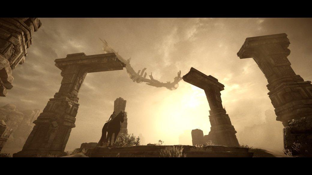 20 изумительных скриншотов Shadow of the Colossus для PS4 | Канобу - Изображение 5