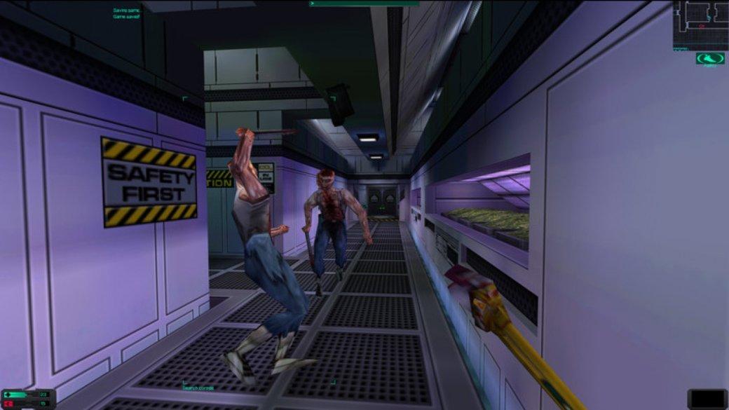 System Shock 2 — 20 лет! Чем запомнился один из главных «иммерсив симов»?   Канобу - Изображение 5822