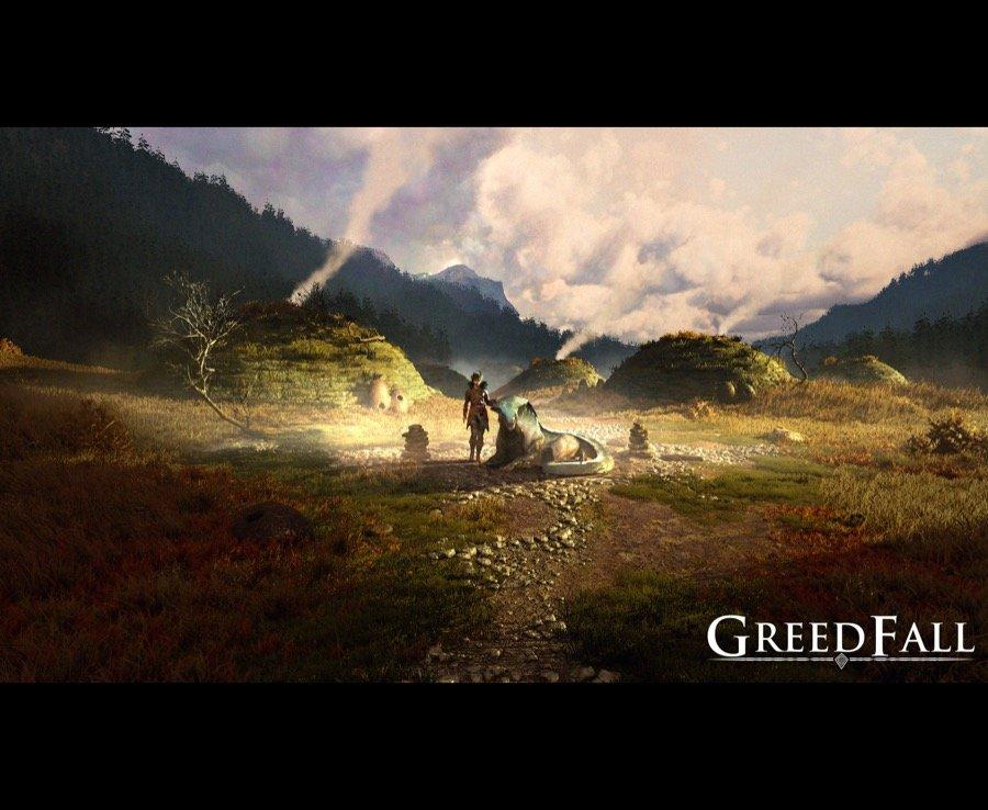 «Как игра отBioWare, носменьшим бюджетом»: новые подробности экшен-RPG GreedFall | Канобу - Изображение 8307