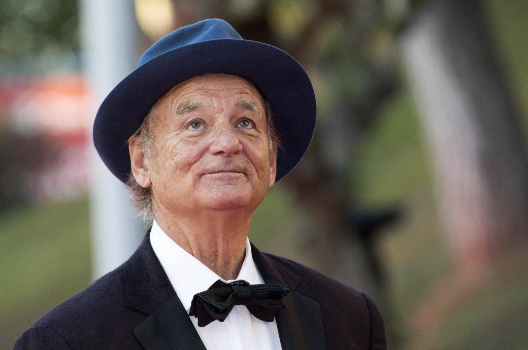 Биллу Мюррею— 70лет. Зачто мылюбим актера?