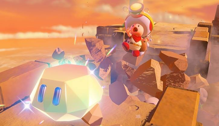 Рецензия на Captain Toad: Treasure Tracker | Канобу - Изображение 5