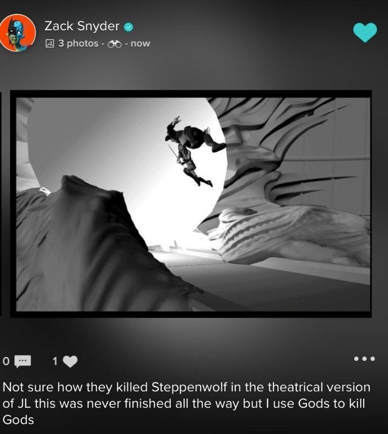 Джейсон Момоа опубликовал спойлерный кадр изрежиссерской версии «Лиги справедливости» | Канобу - Изображение 5542