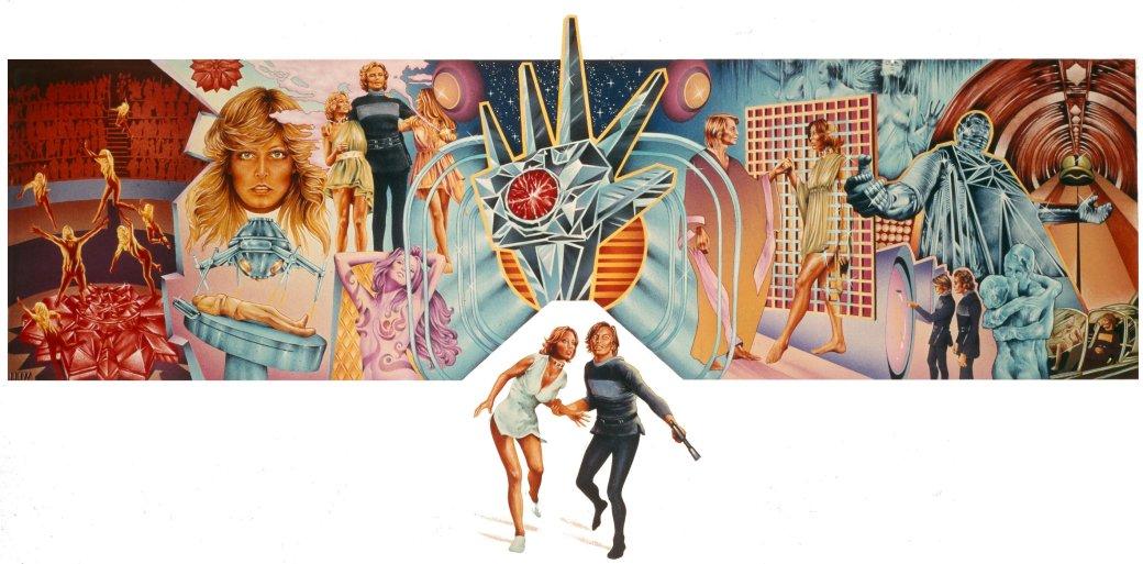 Создатель «Колонии» перепишет классическую фантастику «Бег Логана»   Канобу - Изображение 0