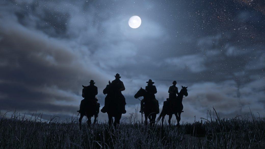 Для Red Dead Redemption 2 вышел первый патч, активирующий бета-версию Red Dead Online   Канобу - Изображение 3930
