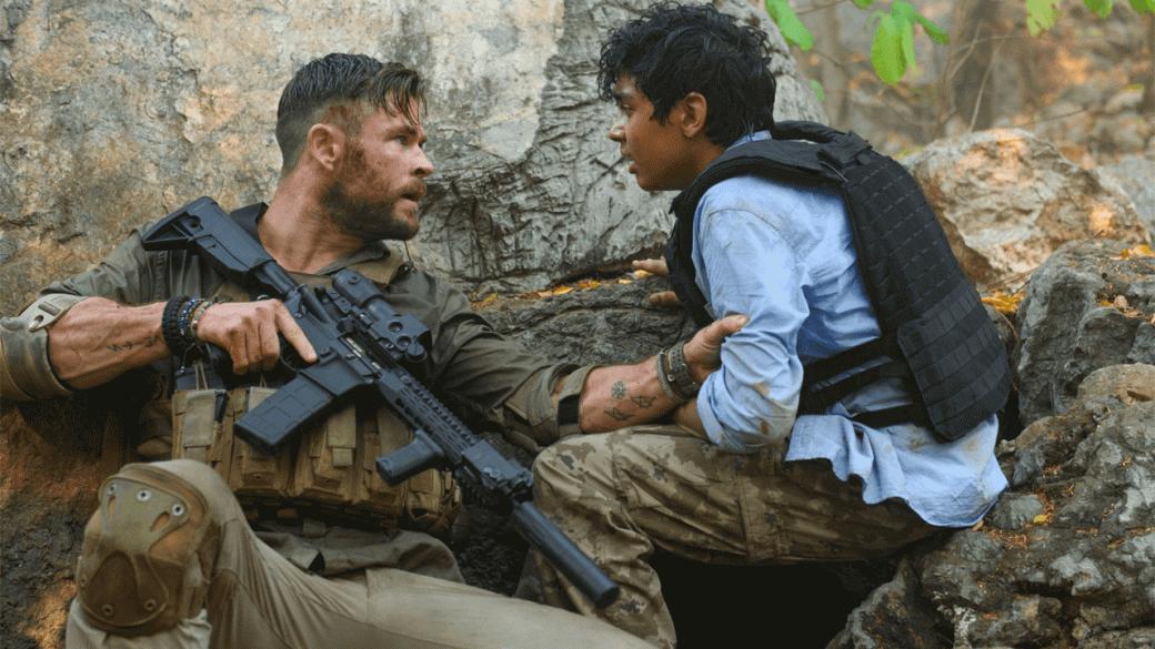 Рецензия на фильм «Тайлер Рейк: Операция по спасению»   Канобу