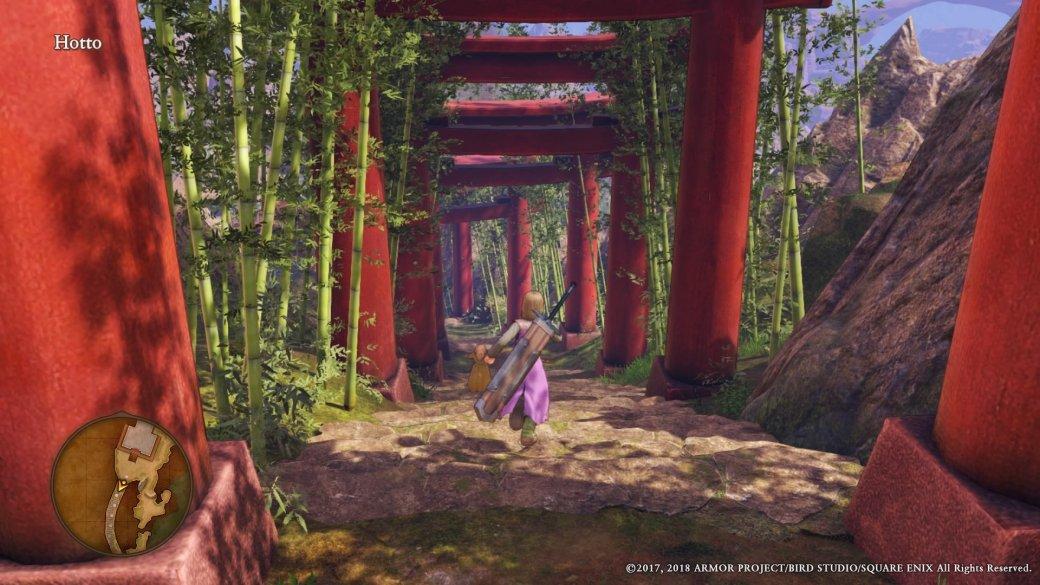 50 невероятно красочных скриншотов Dragon Quest XI | Канобу - Изображение 11525