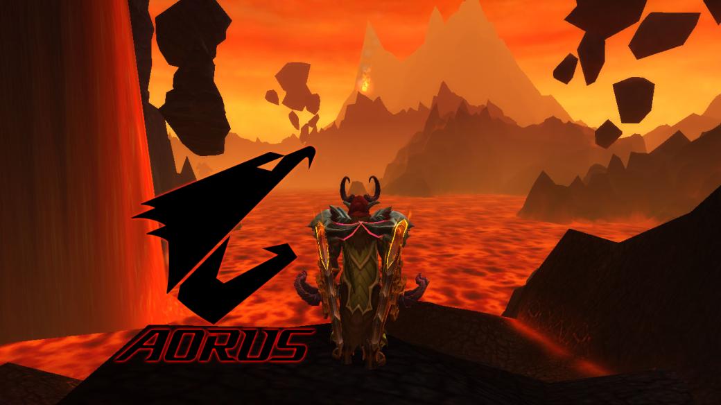 Конкурс! Дарим мощную видеокарту AORUS Radeon RX580 8G заскриншот изWorld ofWarcraft | Канобу - Изображение 3