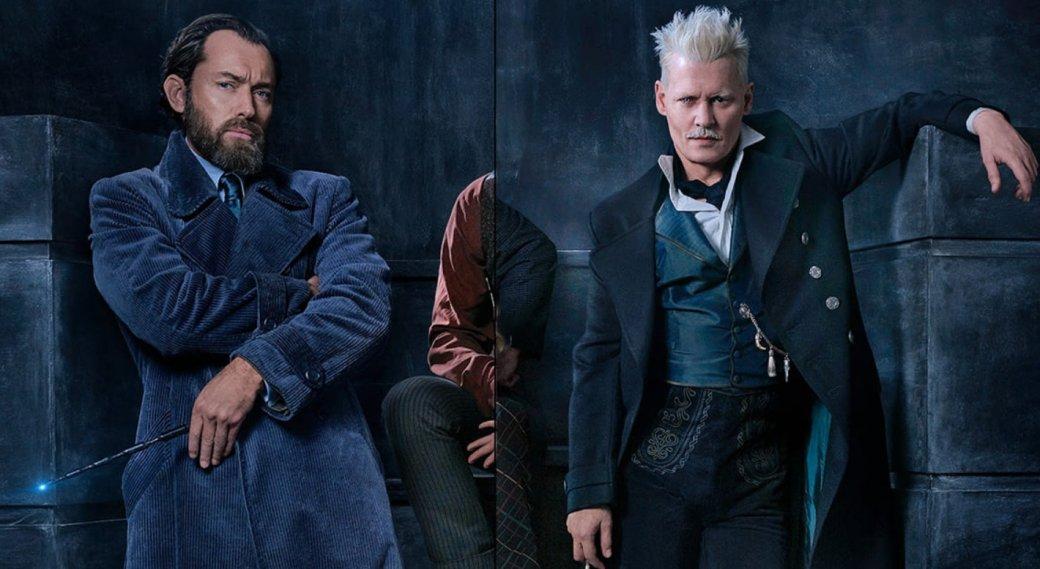 Джуд Лоу спокойно относится кДамблдору-гею в«Фантастических тварях», ведь это неглавное | Канобу - Изображение 5285