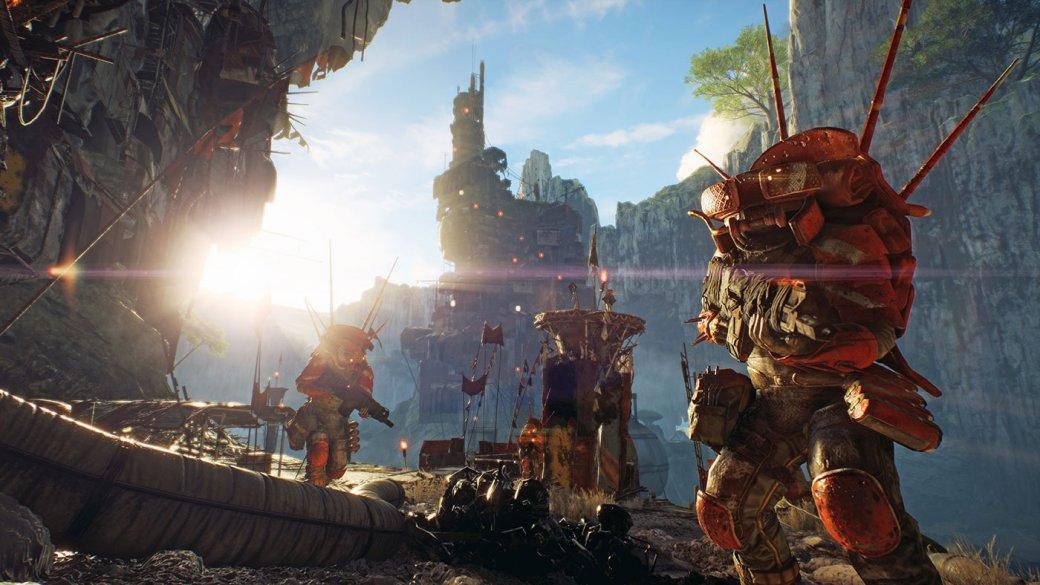 Обзор Anthem, новой игры BioWare, создателей Mass Effect и Dragon Age | Канобу - Изображение 759