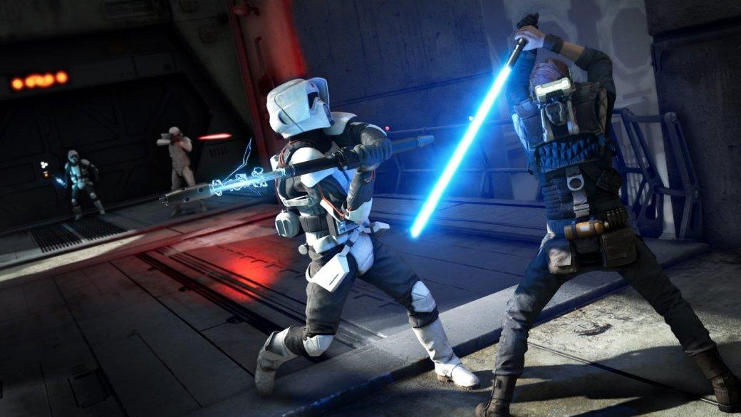 Что такое Star Wars— Jedi: Fallen Order? Объясняем нагифках | Канобу