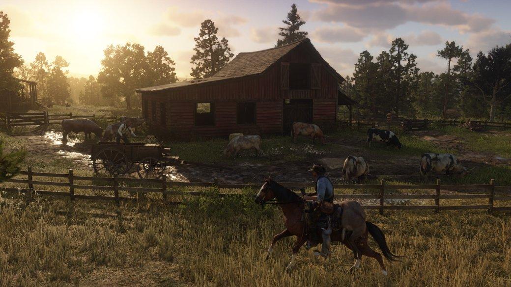 В Сеть утекла карта мира Red Dead Redemption 2. В игре будут все основные локации из первой части | Канобу - Изображение 1