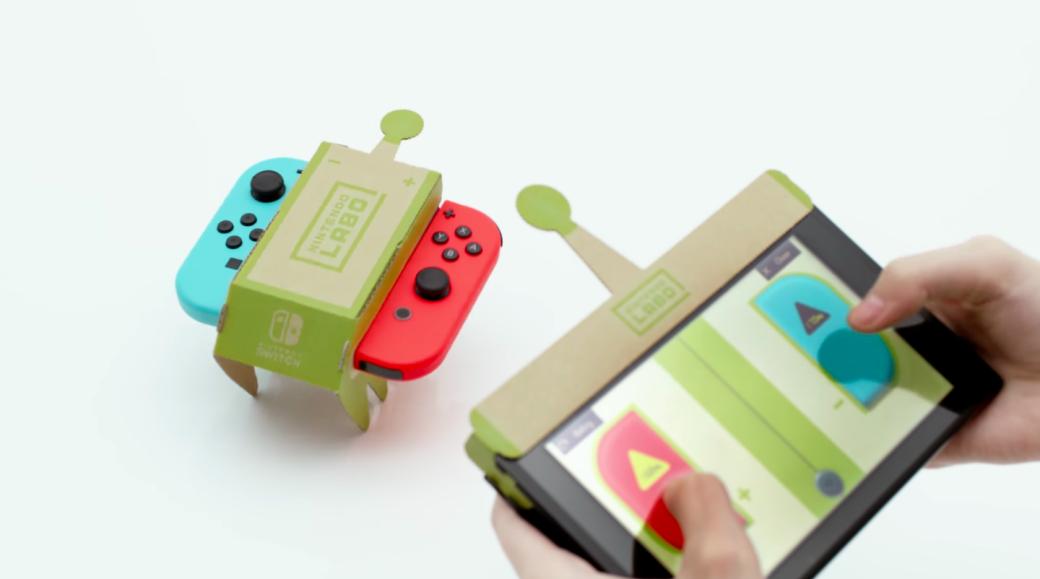 Мнение. Nintendo Labo — НЕВЕРОЯТНО крутая штука   Канобу - Изображение 137
