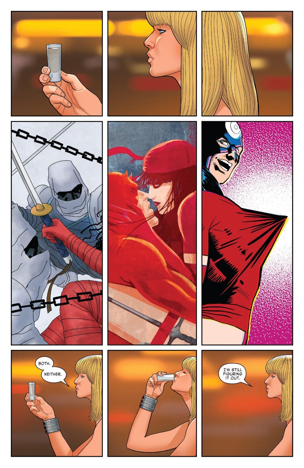 В новом комиксе Marvel Электра пытается найти себя | Канобу - Изображение 7061