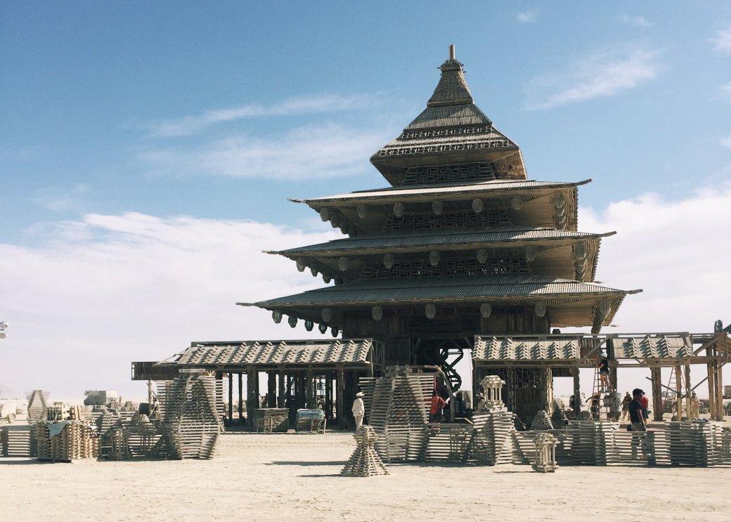 Фестиваль Burning Man 2016: безумие в пустыне | Канобу - Изображение 2