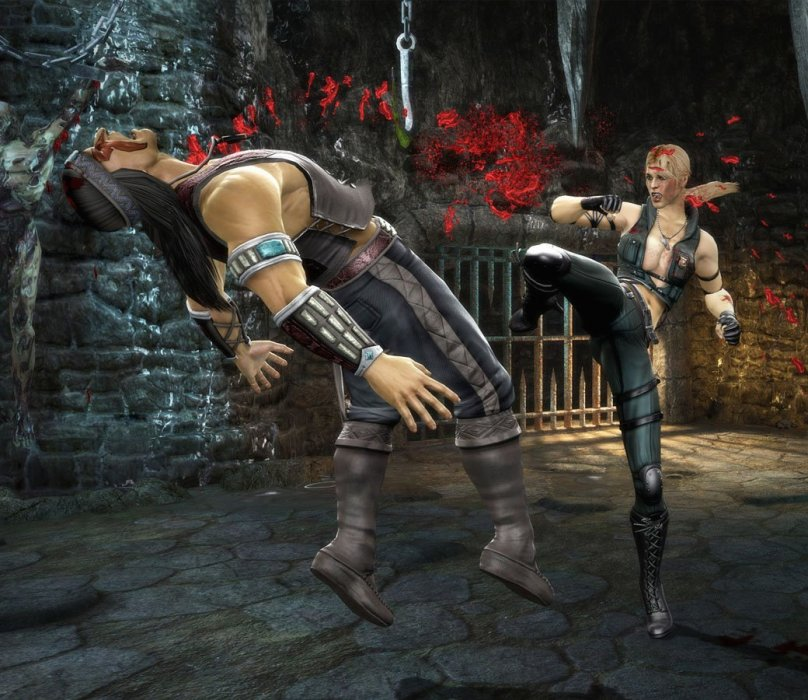 Обзор Mortal Kombat - рецензия на игру Mortal Kombat   Рецензии   Канобу