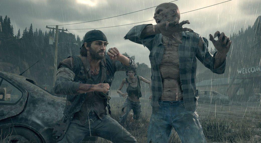 Новый геймплейный трейлер Days Gone знакомит сразновидностями зомби иучит выживать   Канобу - Изображение 1