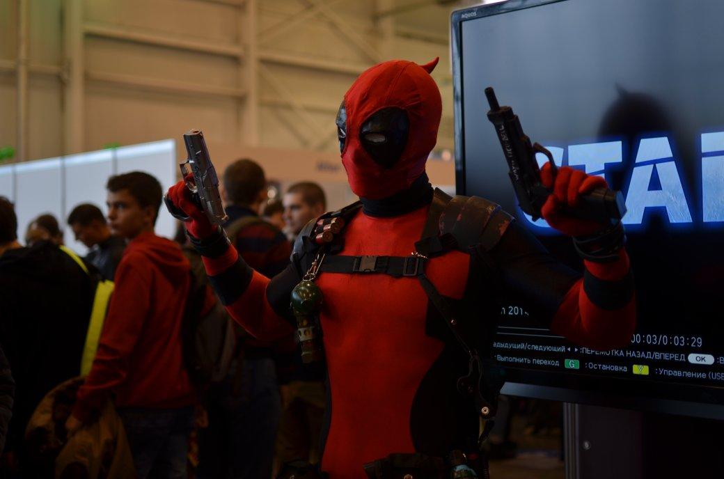 Фотоотчет с «Игромира» и Comic Con Russia, день 4 | Канобу - Изображение 2754