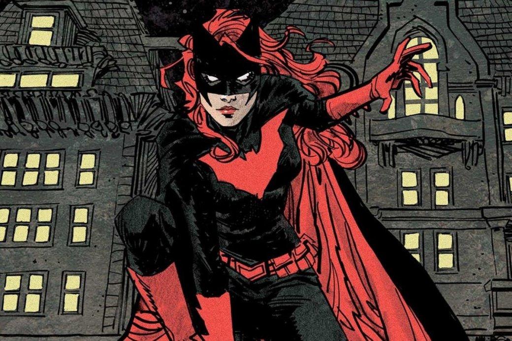 История Бэтвумен: как менялась лесбийская бэт-икона | Канобу
