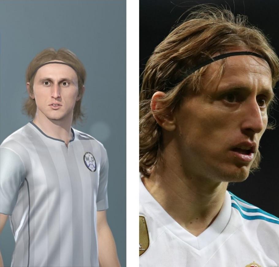 Сравнение лучших футболистов и их виртуальных версий из PES 2019. - Изображение 5