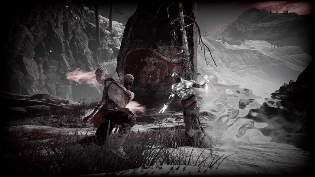 Лучшие (и просто смешные) скриншоты God of War при помощи нового фотомода. - Изображение 5