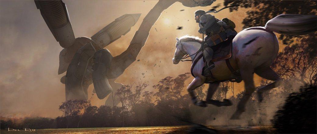Замечательные фанарты к31-летию Metal Gear отрежиссера ееэкранизации | Канобу - Изображение 13
