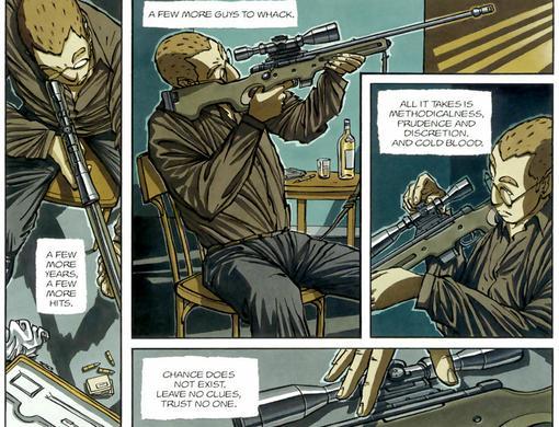 Комиксы: The Killer | Канобу - Изображение 2