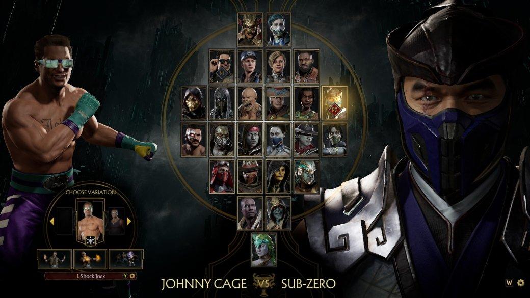 Mortal Kombat 11 после 140 часов игры— мнение Александра Трофимова | Канобу - Изображение 11090