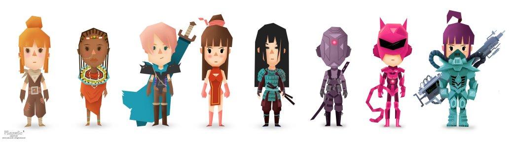 Гость с Kickstarter: Planets³   Канобу - Изображение 4634