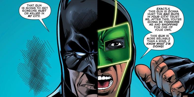 Зеленому фонарю больше не нужен пистолет, и все благодаря Бэтмену | Канобу - Изображение 11528