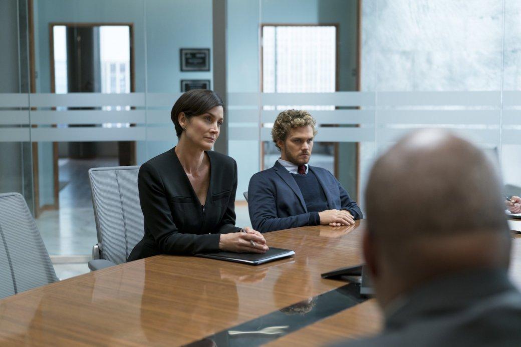 Критики единодушны: «Железный кулак» —первый провал Netflix | Канобу - Изображение 671