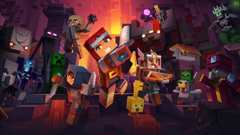 Разбираем Minecraft Dungeons — «диаблоид» во вселенной всем известной «песочницы»