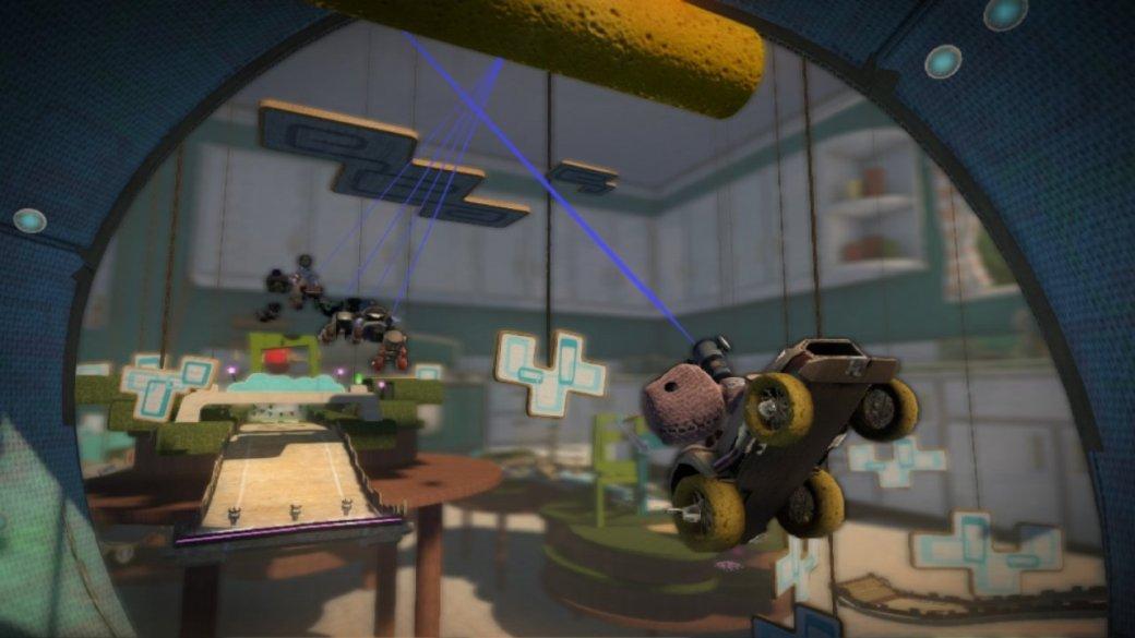LittleBigPlanet Karting - первые впечатления   Канобу - Изображение 1