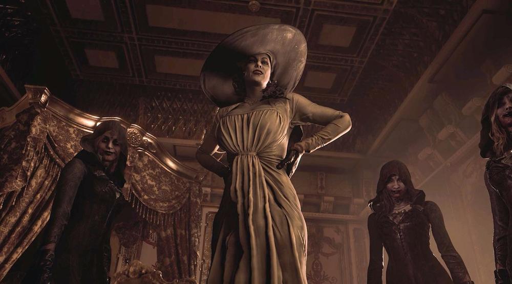 Главные теории по Resident Evil: Village (2021), вампирша Леди Димитреску— Тиран, аКрис Редфилд   Канобу - Изображение 12832