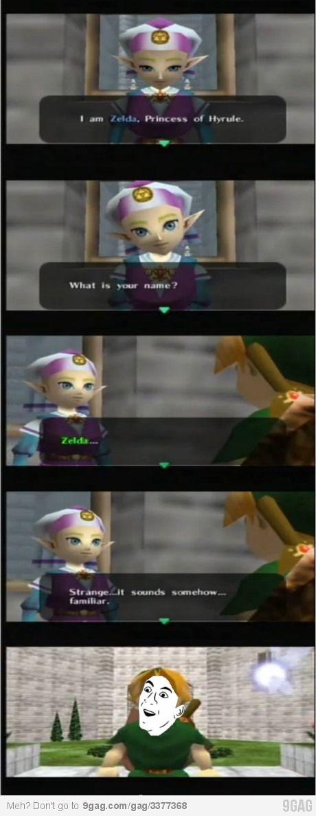 Какие забавные имена вы давали персонажам, чтобы диалоги в игре поменяли свой смысл?. - Изображение 2