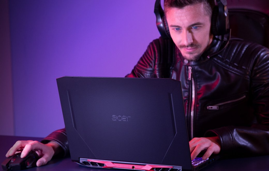 Обзор линейки ноутбуков Acer Nitro5: стильно идоступно | Канобу